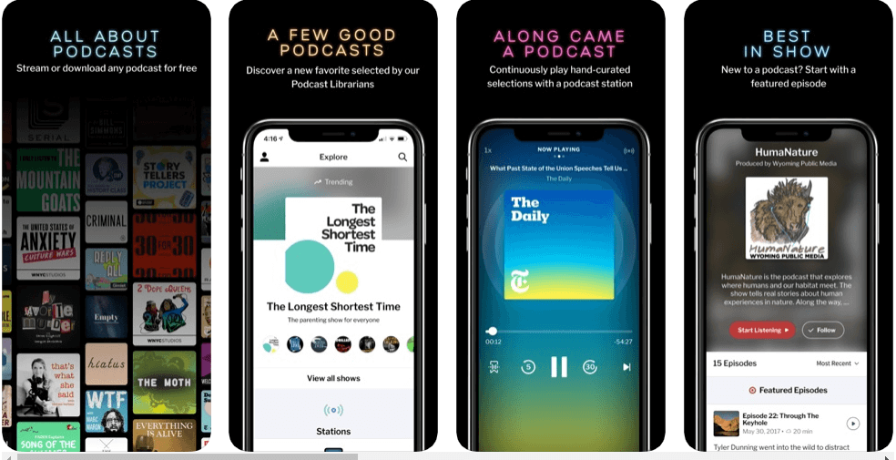 Radio Public - Best Podcast App
