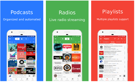 Podcast Republic -Best Podcast Apps For Android