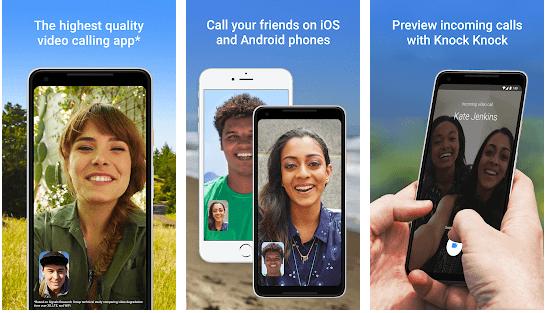 Google Duo - Best Video Calling App