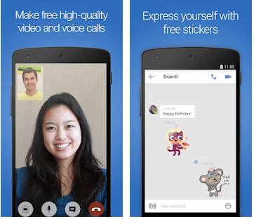 Imo - Best Free Video Calling App For Android
