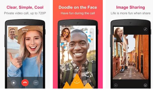 JusTalk- Best Free Video Calling App