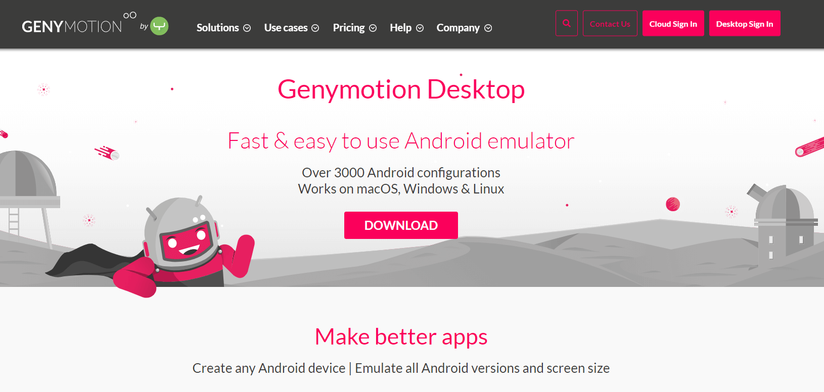 Genymotion - Best Android Emulator