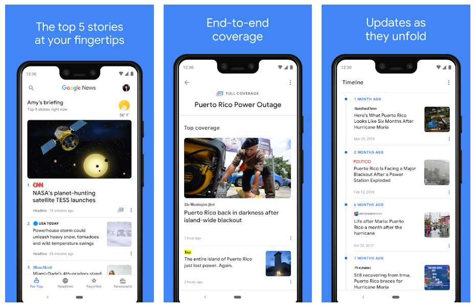 Google News - Best Free News App