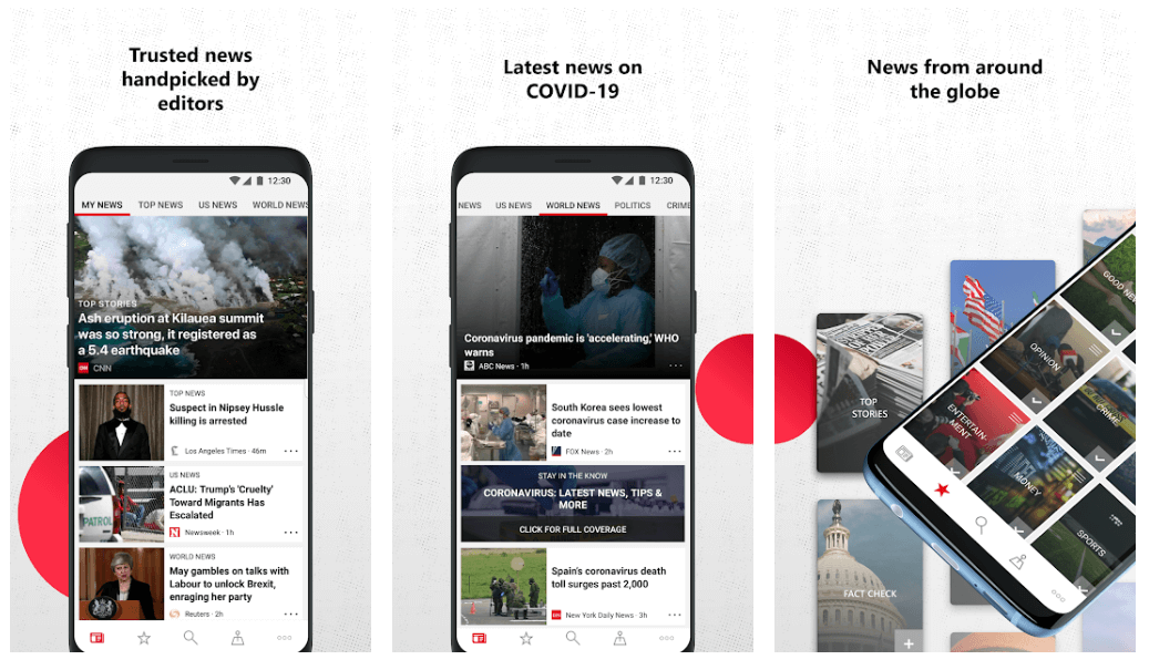 Microsoft News - Best Free News App