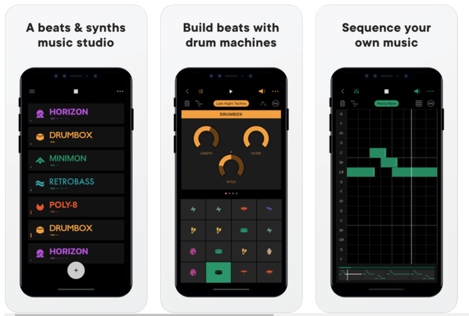 Groovebox - Music Making App