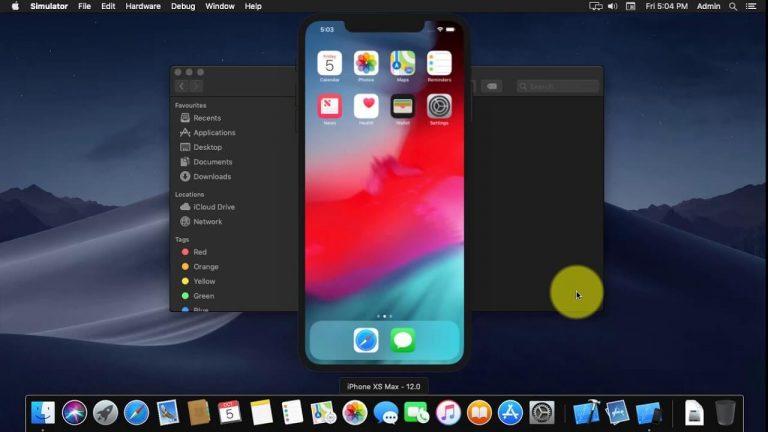 أفضل 8 محاكيات هاتف آيفون للويندوز (لتشغيل تطبيقات ios)