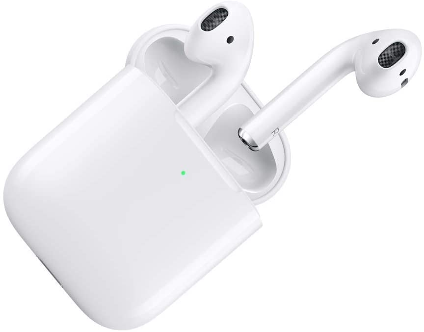 Apple Airpods 2 - Best Bluetooth Earbuds