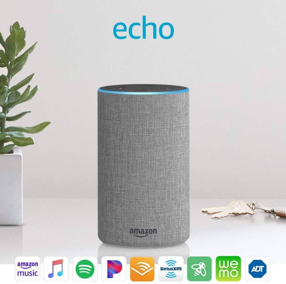 Amazon Echo Smart Wireless Speaker