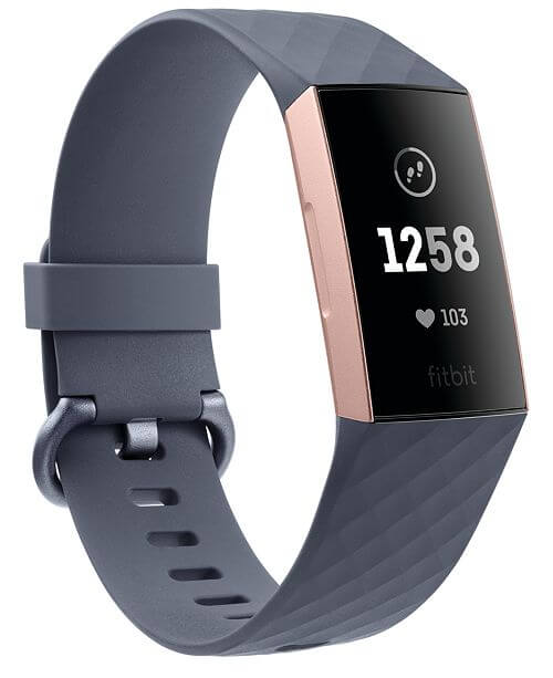 Fitbit Charge 3- Best Fitbit Band