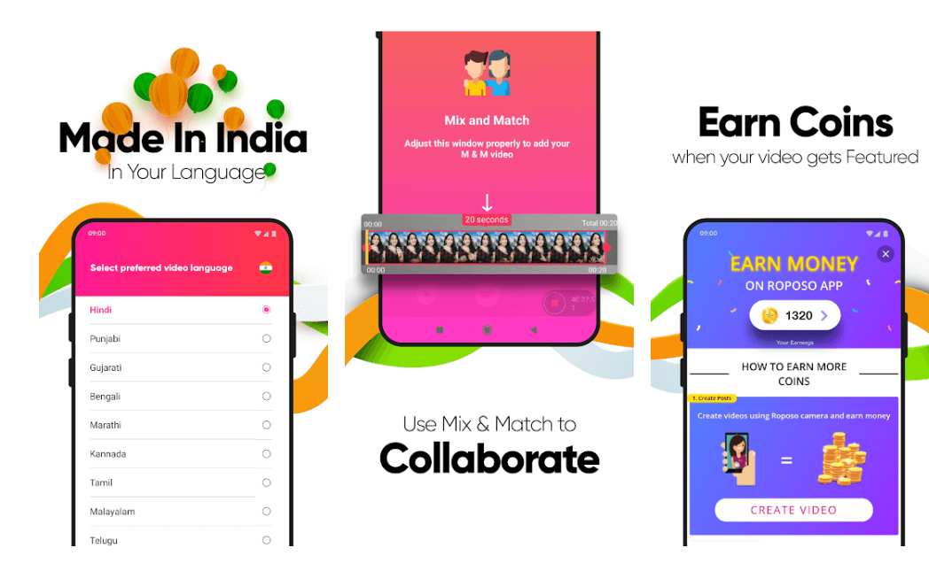 Roposo- India's Own Video App