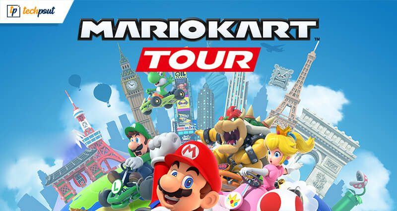 Mario Kart Tour For iOS and Android