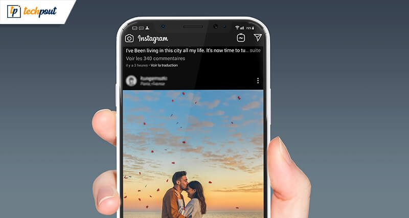Enable the Dark Mode on Instagram for Android
