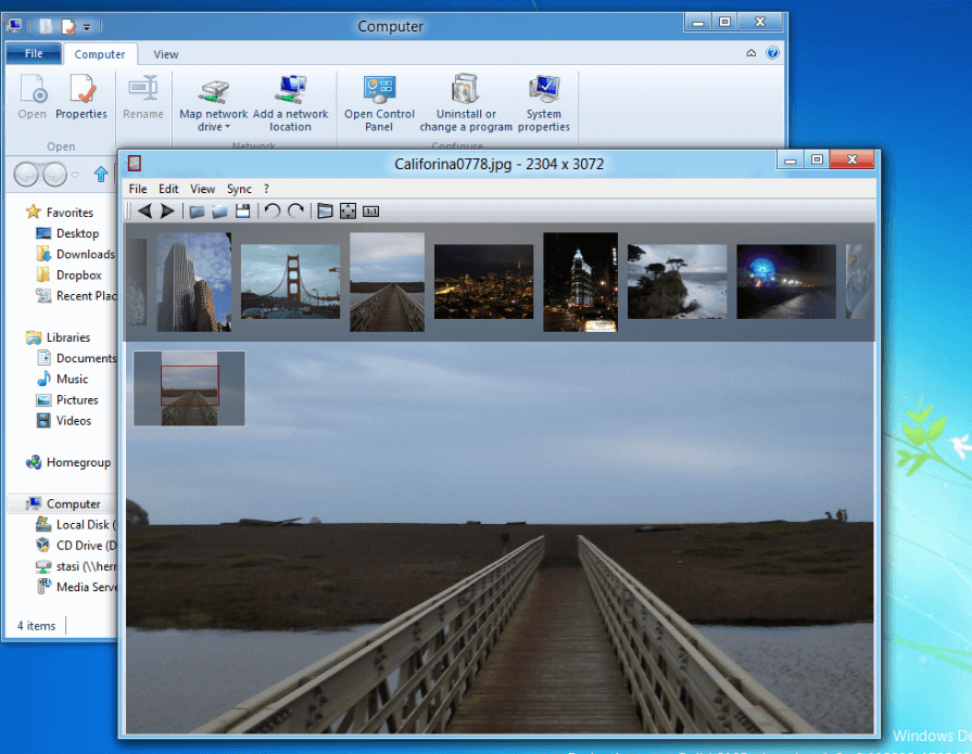 Nomacs - Best Photo Viewer For Windows 10