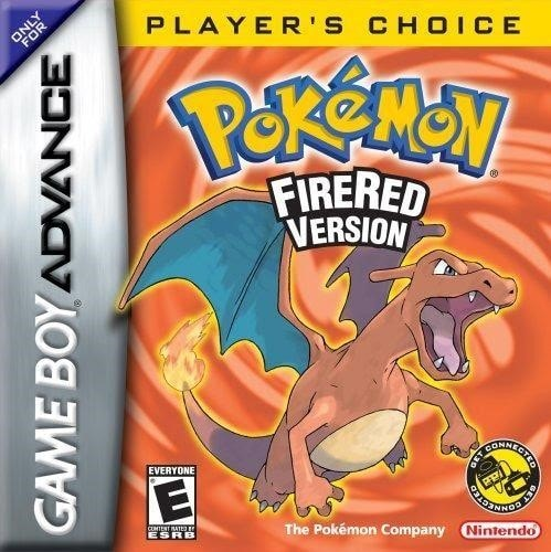 Pokemon FireRed and LeafGreen