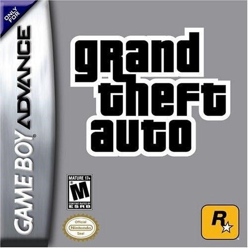 Grand Theft Auto (GBA) Game