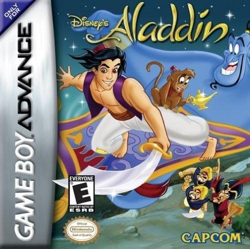 Disney's Aladdin game