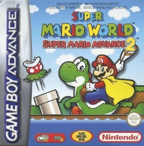 Super Mario World Super Mario Advance 2