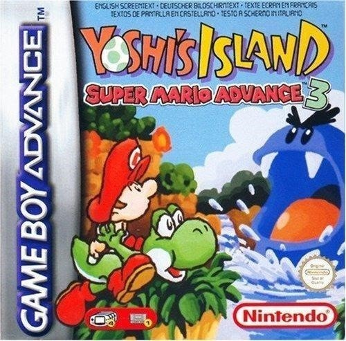 Yoshi's Island Super Mario Advance 3