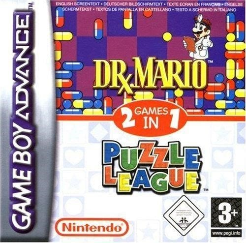 Dr Mario and Puzzle League