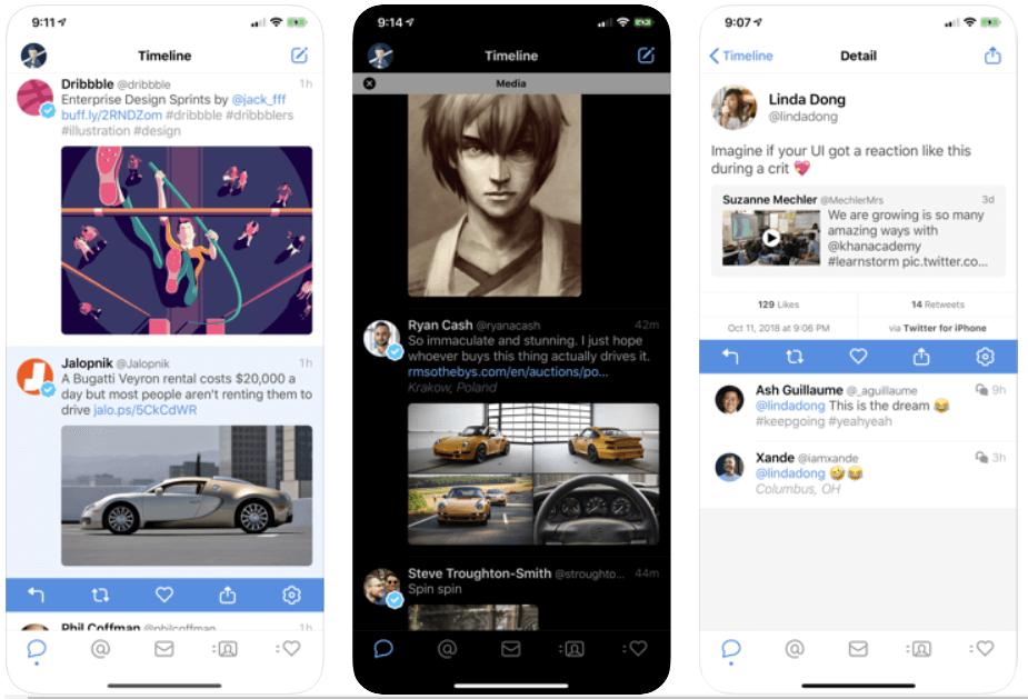 Tweetbot - Twitter Management apps