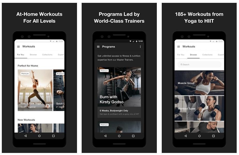 Nike Training Club - Workouts & Fitness Guidance