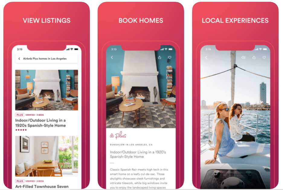 Airbnb - Best Travel Apps