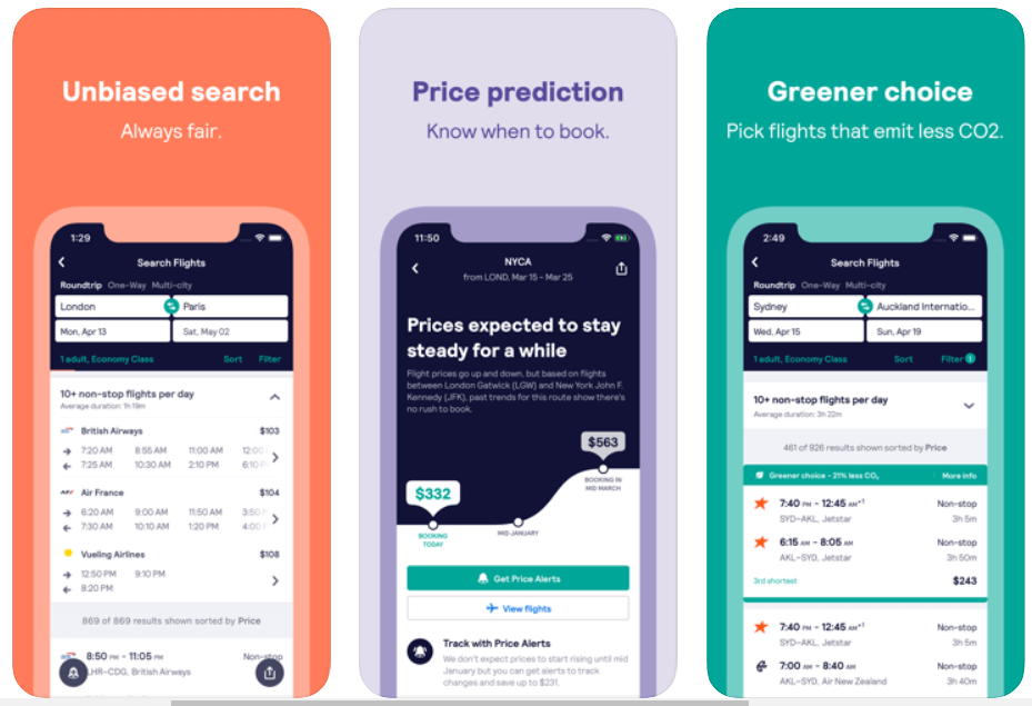 Skyscanner - Best Travel Apps