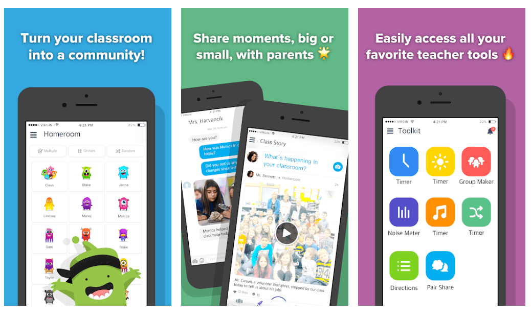 ClassDojo - Best Educational Apps For Android
