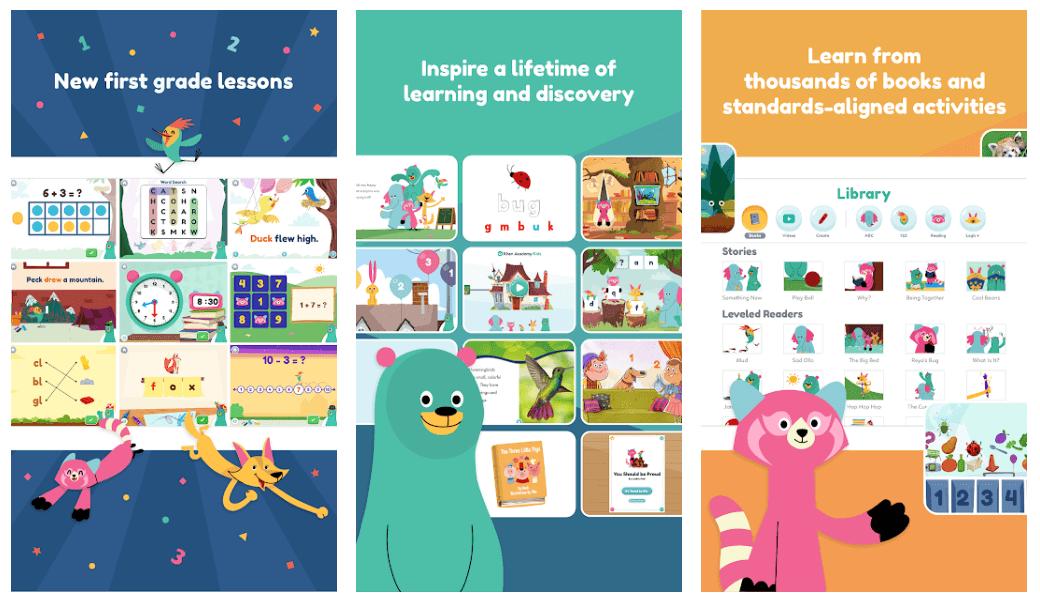 Khan Academy - Best Toddler Apps