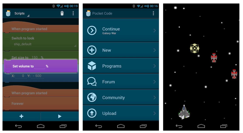 Pocket Code - Best Education App For Kids