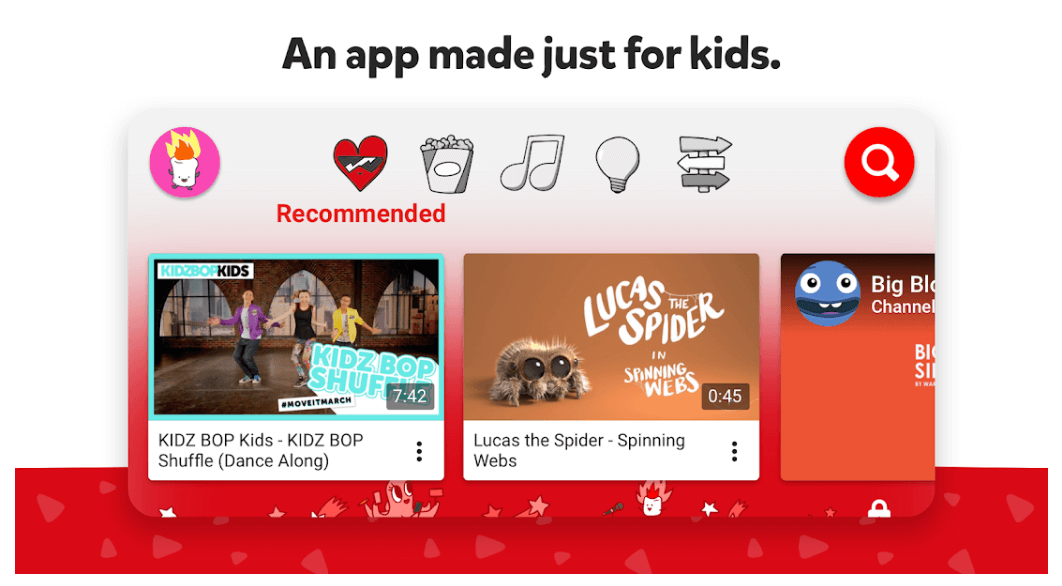 Youtube Kids - Best Educational Apps For Kids