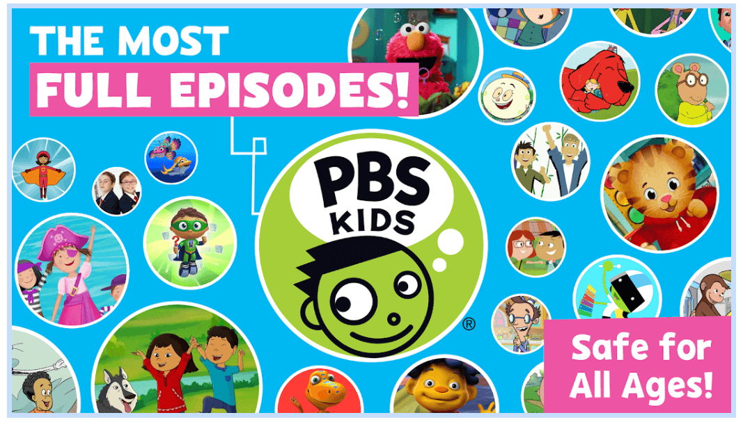 PBS Kids Video - Best Free Education Apps