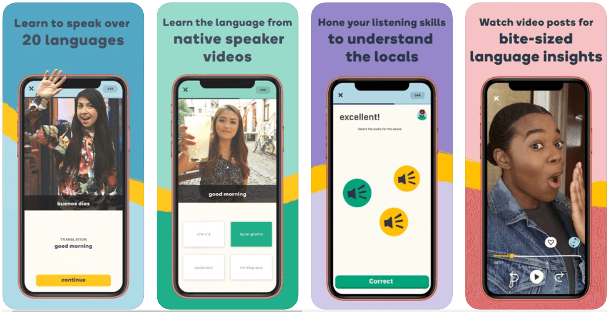Memrise - Learn Languages Spanish, French