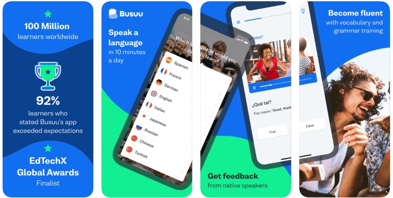 Busuu - Language Learning Apps