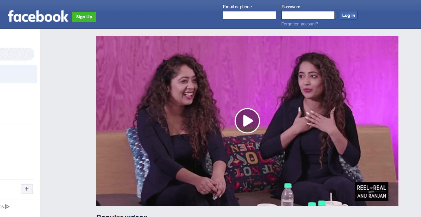 Facebook Watch - Best Free Video Sharing Site