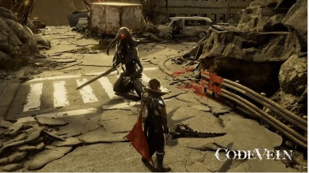 Code Vein - Best Vampire Game