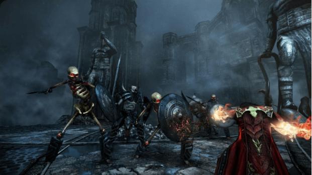 Castlevania -Online Vampire Game