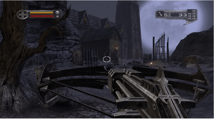 DarkWatch - Best Online Vampire Game