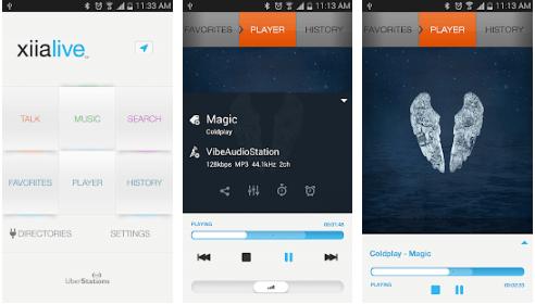XiiaLive - Best Radio App