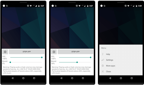 Volume Booster GOODEVApp For Android