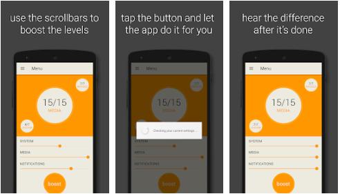 Speaker Booster - Best Volume Booster App For Android