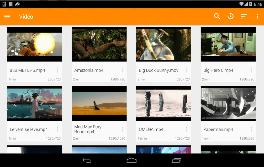 VLC for Android- Best Free Volume Booster App
