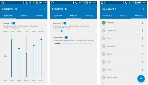 Equalizer FX- Best Volume Booster App