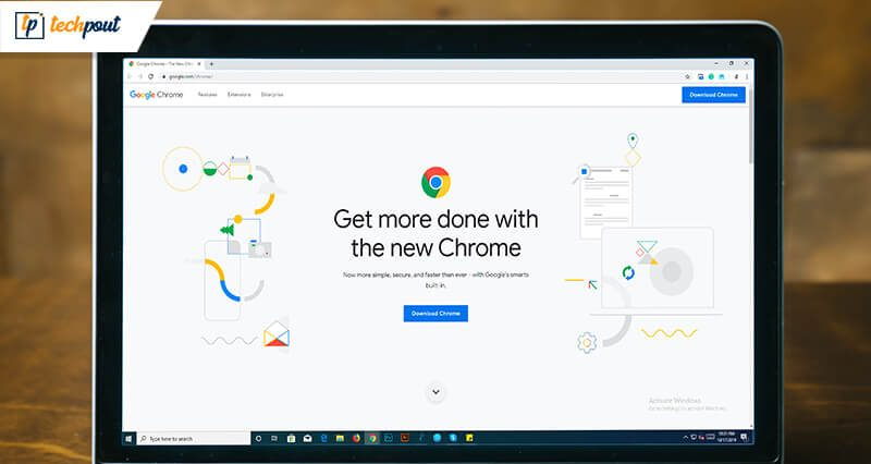 Chrome New Feature To Describes Images on Websites for You