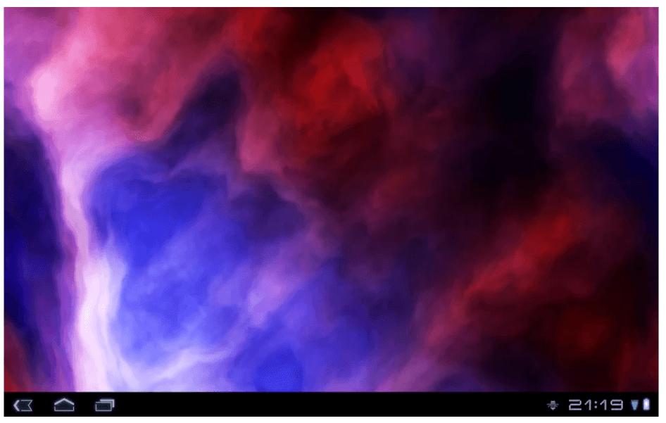 A liquid Cloud