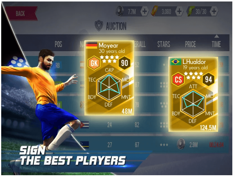 Real Football - Game for Android Mobile
