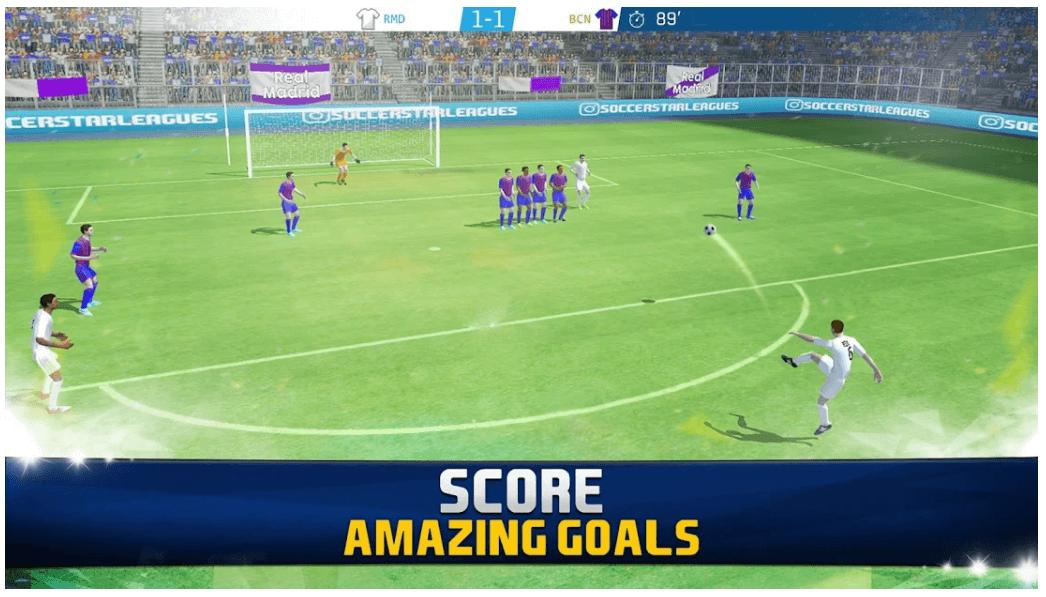 Soccer Stars - Best Football Games