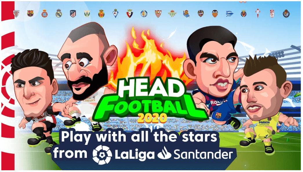 Head Soccer La Liga - Best Football Game