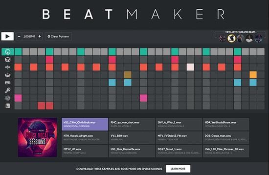 Ekleme Beat Maker