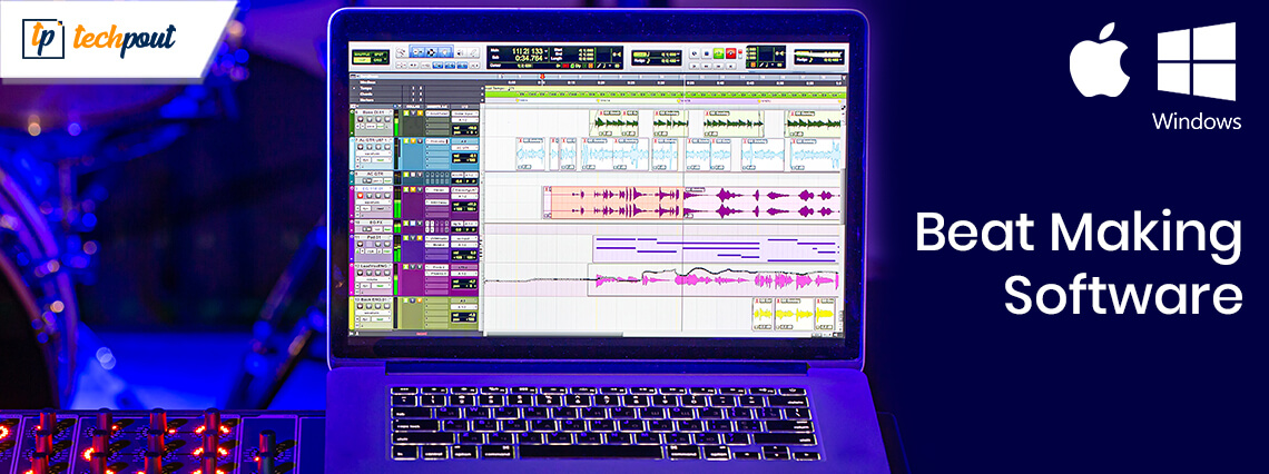 15 Best Free Beat Making Software Of 2021 (Windows & Mac)